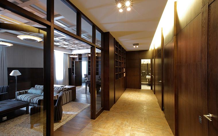 Квартира. холл из проекта , фото №29511