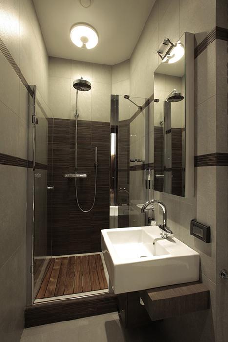 Квартира. ванная из проекта , фото №29513