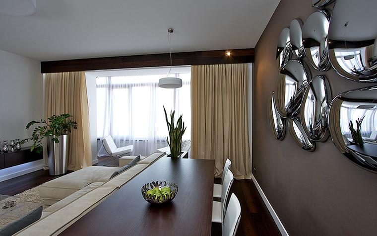 интерьер гостиной - фото № 29518