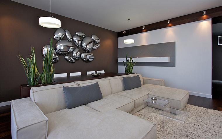 интерьер гостиной - фото № 29516