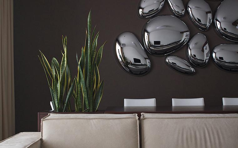 интерьер гостиной - фото № 29517