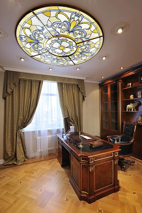 интерьер кабинета - фото № 29552