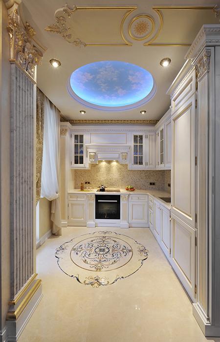 Фото № 29549 кухня  Квартира
