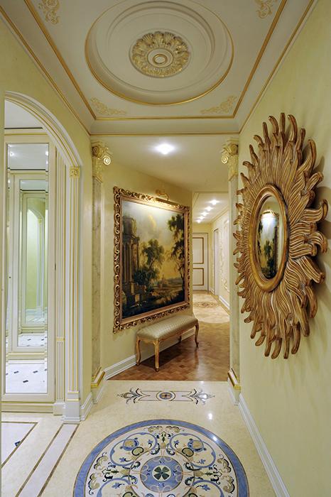 интерьер холла - фото № 29559