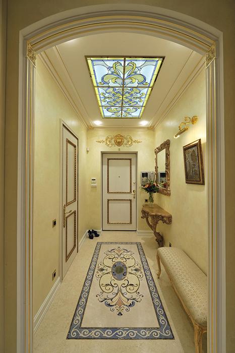 интерьер холла - фото № 29558
