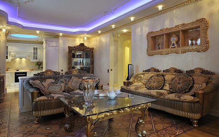 интерьер гостиной - фото № 29547