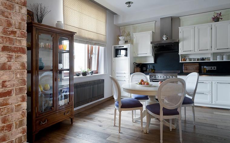Квартира. кухня из проекта , фото №29564