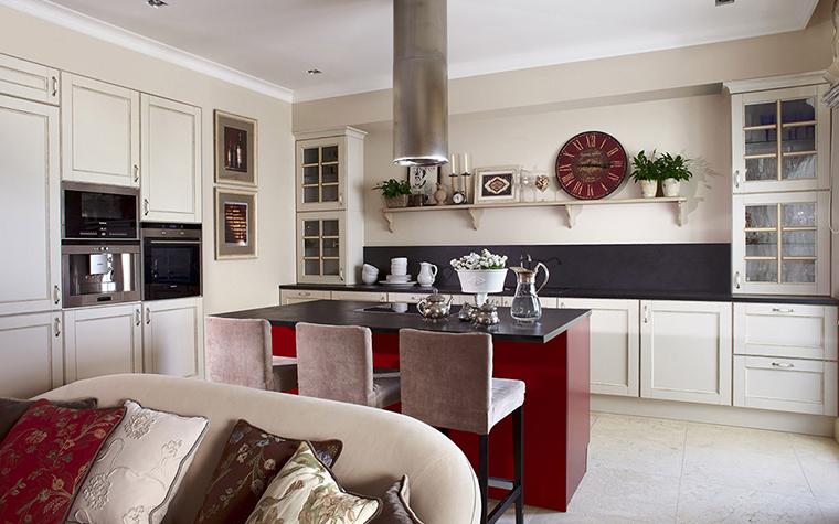 Квартира. кухня из проекта , фото №29579