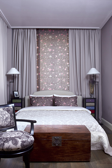 интерьер спальни - фото № 29581
