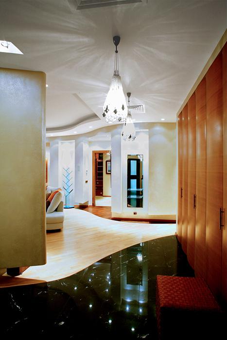 Квартира. холл из проекта , фото №29615
