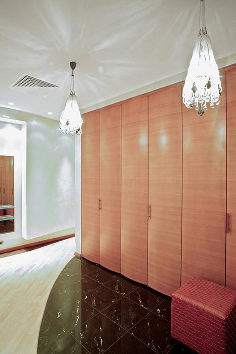 Фото № 29616 холл  Квартира