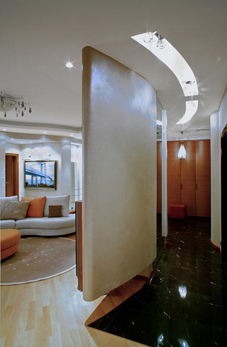 Квартира. холл из проекта , фото №29617
