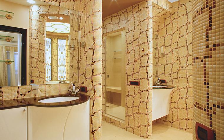 Квартира. ванная из проекта , фото №29603