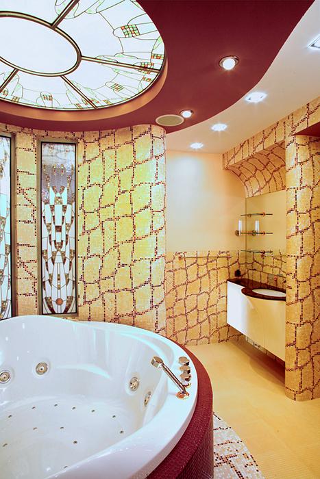 Квартира. ванная из проекта , фото №29604