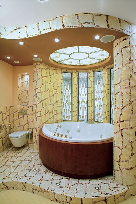 Квартира. ванная из проекта , фото №29605
