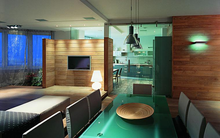 интерьер гостиной - фото № 29620