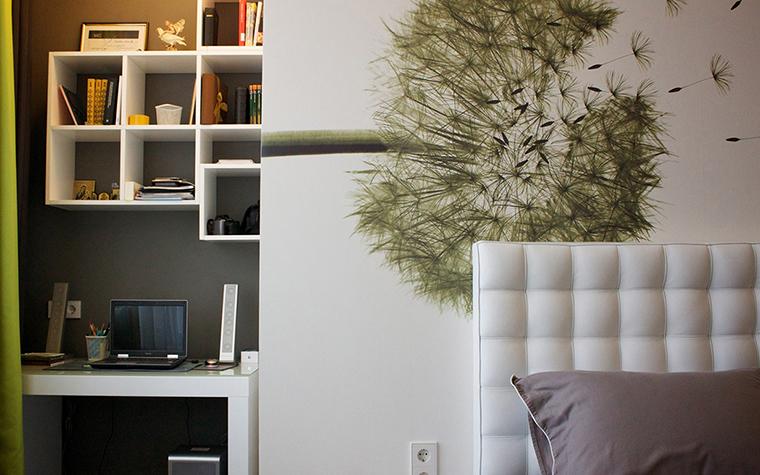 Орхидеи в интерьере