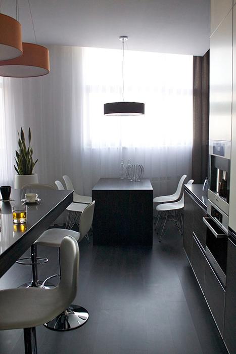 интерьер кухни - фото № 29662