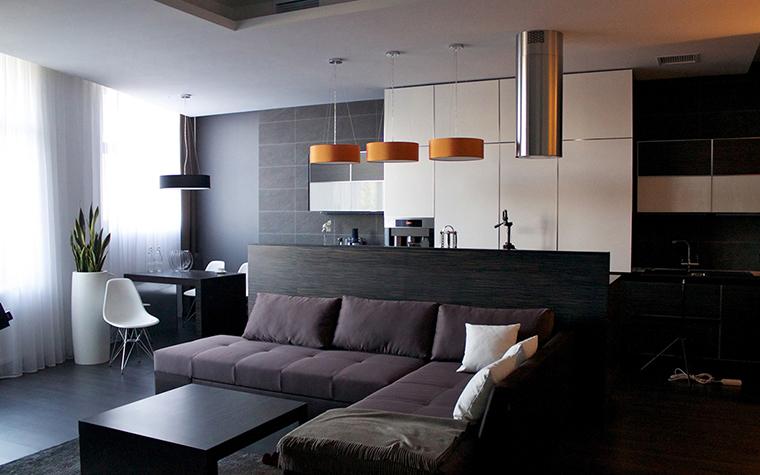 интерьер гостиной - фото № 29630
