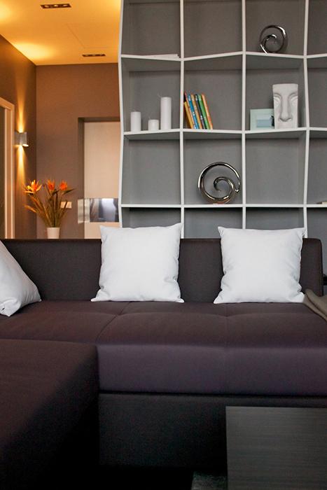 интерьер гостиной - фото № 29631