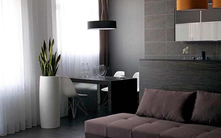 интерьер гостиной - фото № 29633