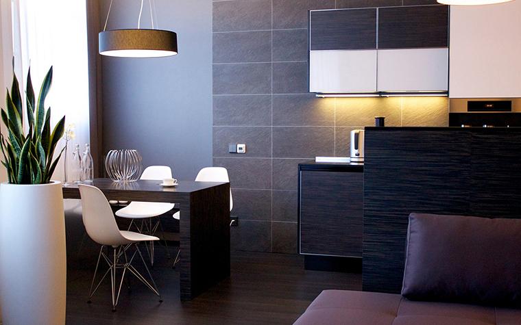 интерьер гостиной - фото № 29635