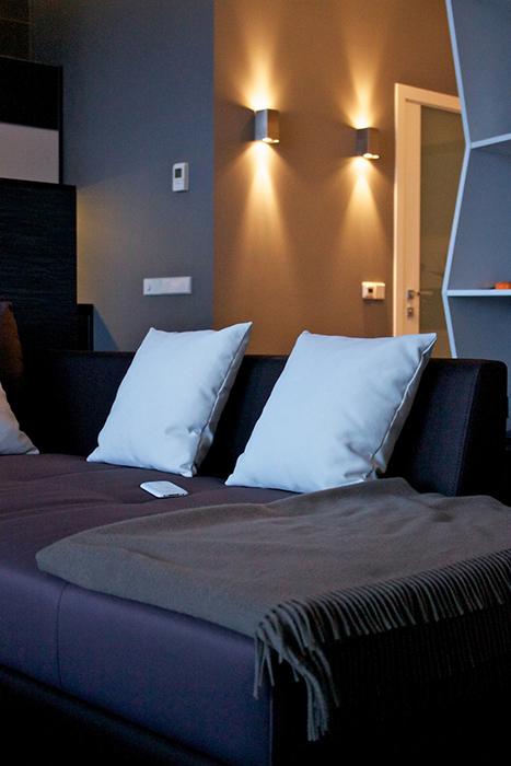 интерьер гостиной - фото № 29628