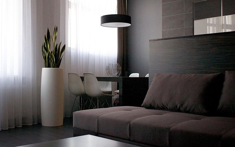 интерьер гостиной - фото № 29629