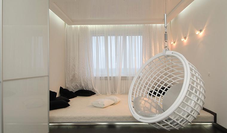 Фото № 29713 спальня  Квартира