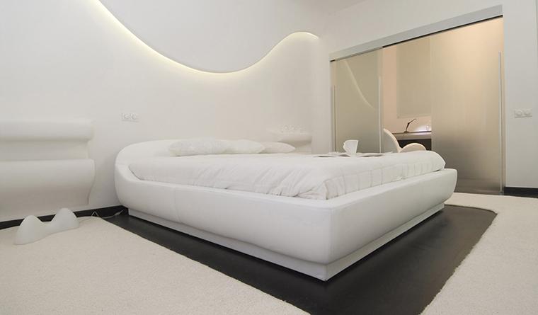 Фото № 29712 спальня  Квартира