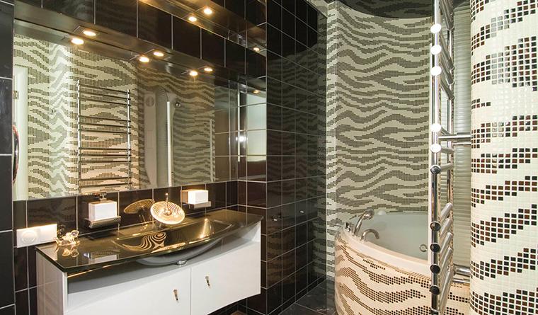Фото № 29715 ванная  Квартира