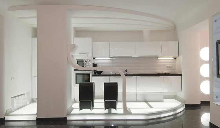 интерьер кухни - фото № 29704