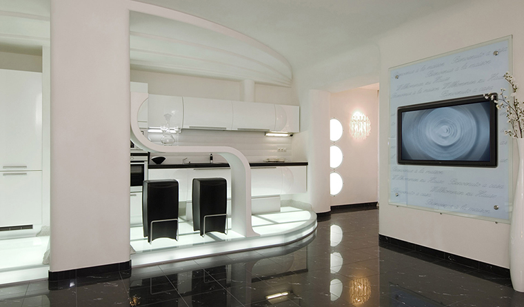 интерьер кухни - фото № 29705
