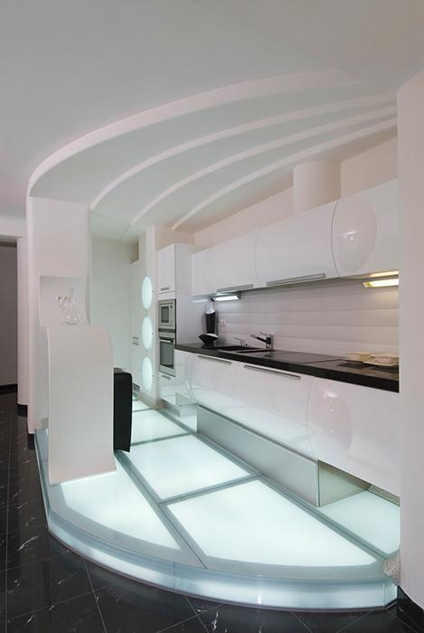 Фото № 29702 кухня  Квартира