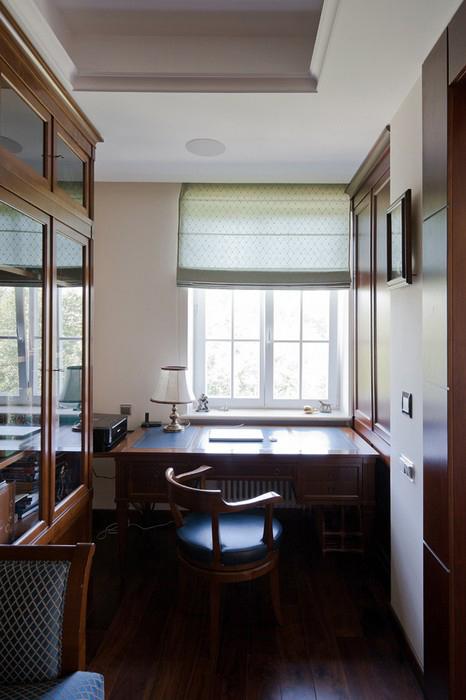 Квартира. кабинет из проекта , фото №29834