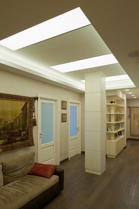 Квартира. холл из проекта , фото №29838