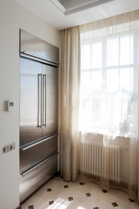 Квартира. кухня из проекта , фото №29837