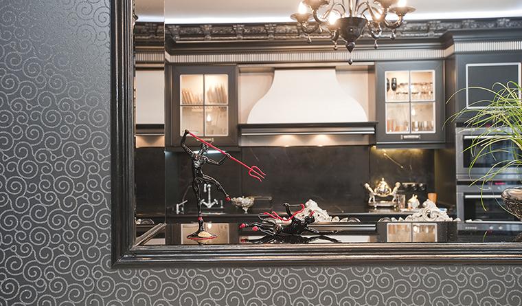 интерьер кухни - фото № 29927
