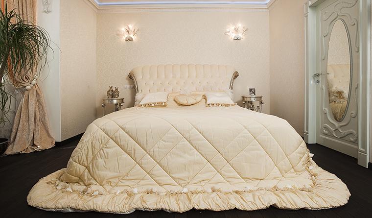 интерьер спальни - фото № 29916