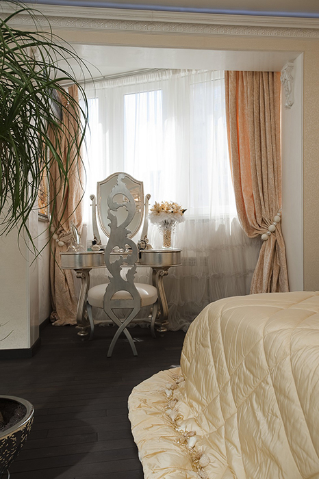 интерьер спальни - фото № 29918