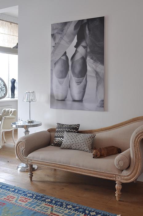 Квартира. гостиная из проекта , фото №29932