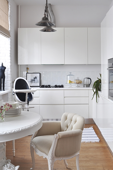 Квартира. кухня из проекта , фото №29939