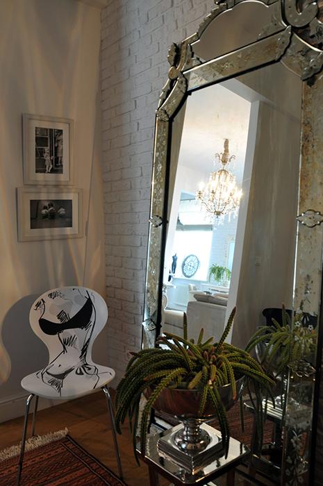 Квартира. холл из проекта , фото №29941