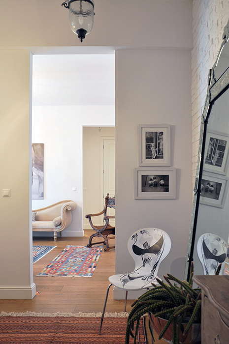 Квартира. холл из проекта , фото №29942