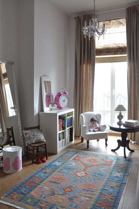 интерьер детской - фото № 29935