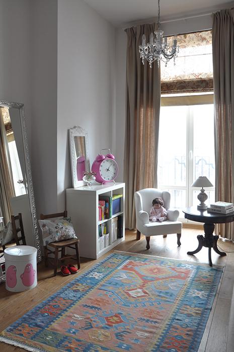 Квартира. детская из проекта , фото №29935