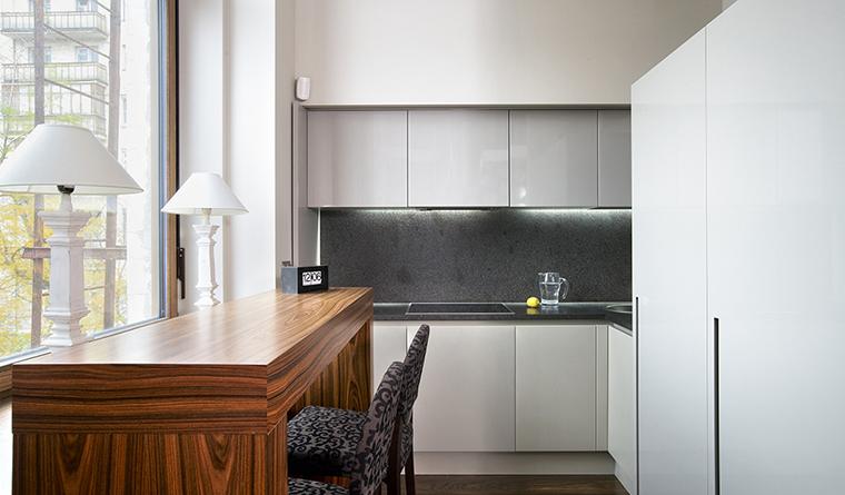 Квартира. кухня из проекта , фото №29951