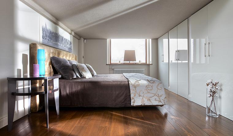 интерьер спальни - фото № 29952