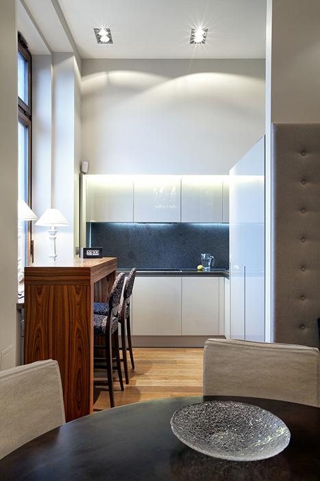 Квартира. кухня из проекта , фото №29950