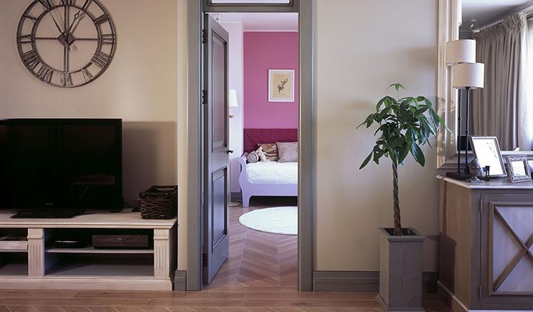 Фото № 30024 гостиная  Квартира